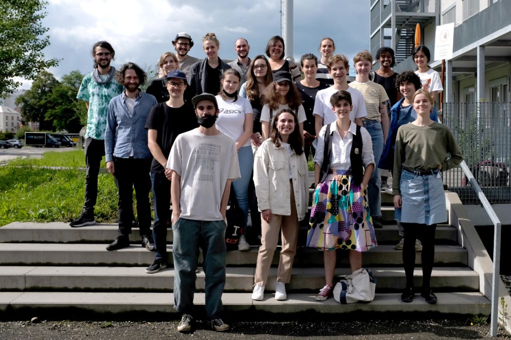 all the participants of the Living Lines Workshop.